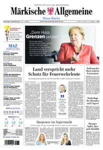 Märkische Allgemeine Dosse Kurier - 07. September 2017