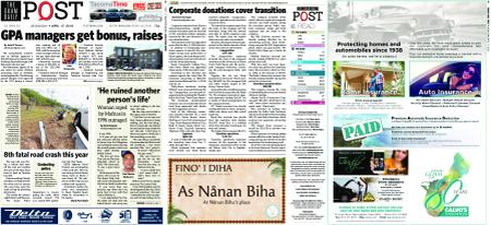 The Guam Daily Post – April 17, 2019