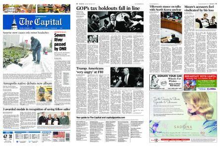 The Capital – December 16, 2017