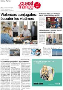 Ouest-France Édition France – 25 novembre 2019