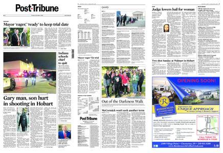Post-Tribune – October 02, 2018