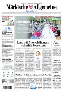 Märkische Allgemeine Dosse Kurier - 22. Juli 2019