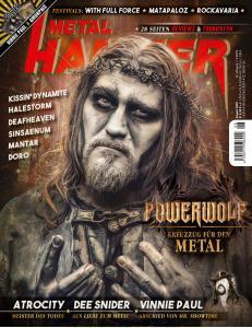 Metal Hammer Germany - August 2018