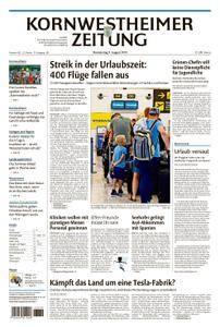 Kornwestheimer Zeitung - 09. August 2018