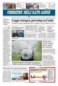 Corriere dell'Alto Adige – 16 ottobre 2019