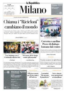 la Repubblica Milano - 25 Novembre 2019