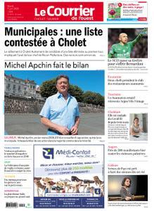 Le Courrier de l'Ouest Cholet – 09 juin 2020