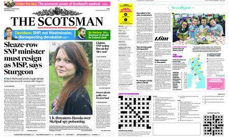 The Scotsman – March 07, 2018