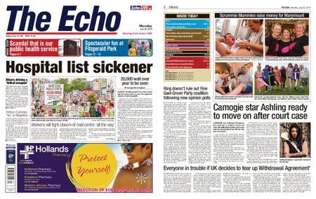 Evening Echo – July 22, 2019