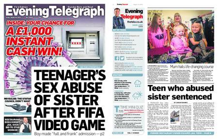 Evening Telegraph First Edition – August 16, 2019