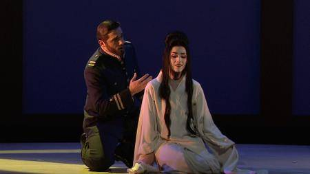 Puccini - Madama Butterfly (Puente, Jaho; Pappano) [HDTV 1080i]