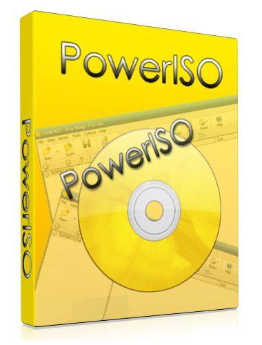 PowerISO 7.1 Multilingual Portable