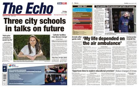 Evening Echo – April 16, 2021