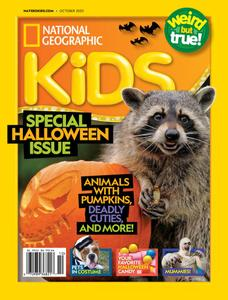 National Geographic Kids USA - October 2020