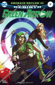 Green Arrow 012 2017 2 covers Digital Zone-Empire