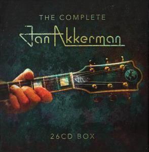 Jan Akkerman - The Complete Jan Akkerman [26CD Box Set] (2018)