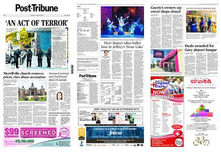 Post-Tribune – October 25, 2018