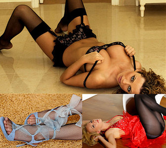 Lingerie Girls Wallpapers (part-148) by nko