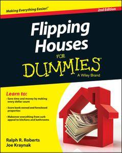Flipping Houses For Dummies, 2 edition (repost)