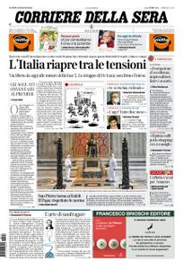 Corriere della Sera – 18 maggio 2020