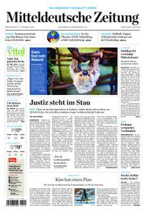 Mitteldeutsche Zeitung Naumburger Tageblatt Nebra – 17. Oktober 2019