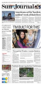 Sun Journal - Western Maine – April 06, 2020