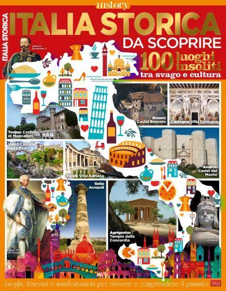 BBC History Italia - Italia Storica (2016)
