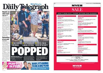 The Daily Telegraph (Sydney) – January 02, 2019