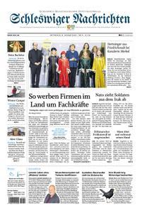 Schleswiger Nachrichten - 08. Januar 2020