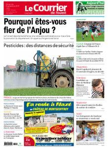 Le Courrier de l'Ouest Cholet – 08 septembre 2019