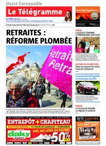 Le Télégramme Ouest Cornouaille – 18 octobre 2019