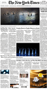 The New York Times – 23 September 2021