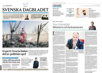 Svenska Dagbladet – 09 januari 2020