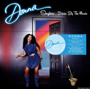 Donna Summer - Singles... Driven By The Music (2015) [24CD Box Set] Re-up