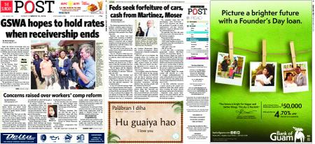 The Guam Daily Post – March 10, 2019
