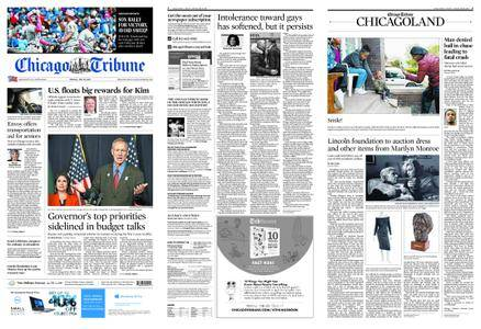 Chicago Tribune – May 14, 2018
