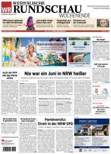 Westfälische Rundschau Arnsberg - 29. Juni 2019