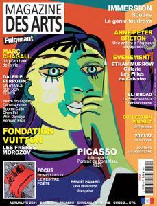 Le Magazine des Arts - Octobre-Décembre 2021