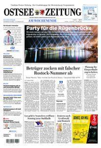 Ostsee Zeitung Wolgast - 07. Oktober 2017