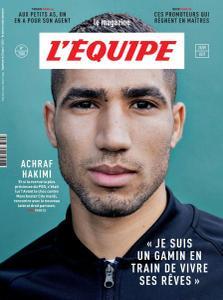 L'Equipe Magazine - 25 Septembre 2021