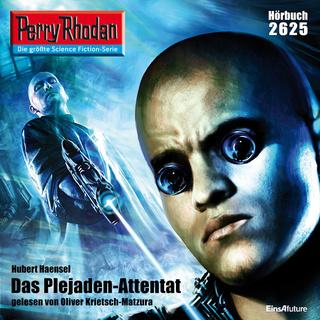 «Perry Rhodan - Episode 2625: Das Plejaden-Attentat» by Hubert Haensel