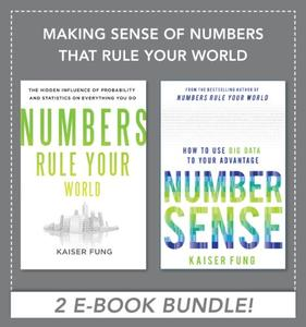 Making Sense of Numbers that Rule Your World [EBOOK BUNDLE]