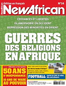 New African, le magazine de l'Afrique - Mai - Juin 2010