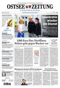 Ostsee Zeitung Wolgast - 06. Juni 2018