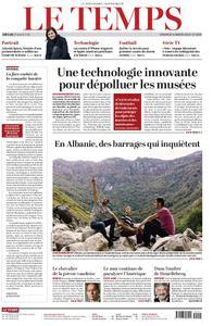 Le Temps - 04 janvier 2019