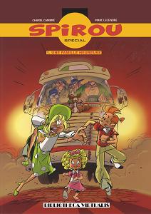 Spirou & Fantasio - Special 1 - Une Famille Heureuse