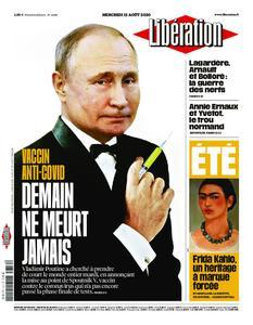 Libération - 12 août 2020
