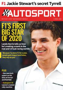 Autosport – 09 April 2020