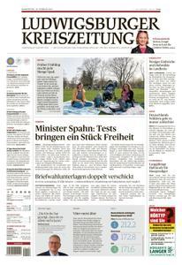 Ludwigsburger Kreiszeitung LKZ - 25 Februar 2021