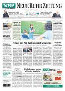 NRZ Neue Ruhr Zeitung Essen-Postausgabe - 13. September 2017
